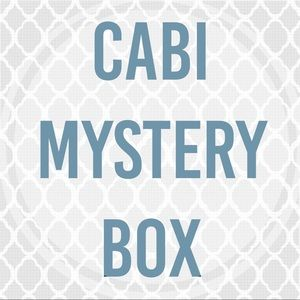 CAbi Mystery Box - Sizes S/M *Great for resale*